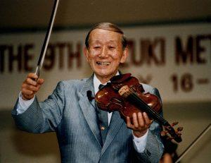 Photo of Shinichi Suzuki